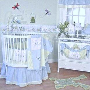 Read Reviews Sammy 4 Piece Round Crib Bedding Set ByBrandee Danielle
