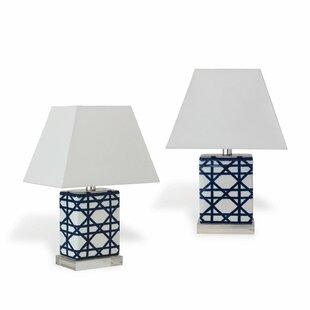 Gazebo 18 Table Lamp (Set of 2)
