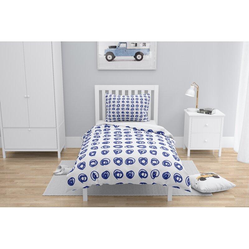 Ebern Designs Robersonville Circle Comforter Set Wayfair