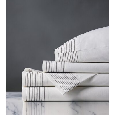 Eastern Accents Gentry 200 Thread Count Cotton Sheet Set