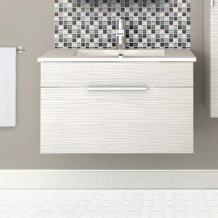 Coupon Textures 30 Single Bathroom Vanity Set ByCutler Kitchen & Bath