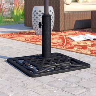 Coghlan Cast Iron Free Standing Umbrella Base