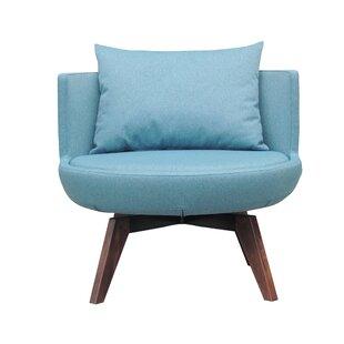 B&T Design Barrel Chair