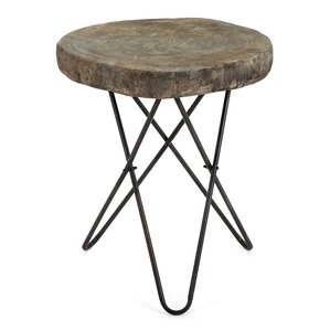 Honoria End Table by Union Rustic