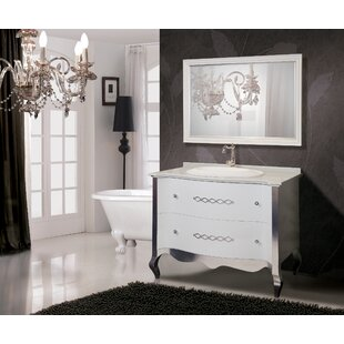 1230mm Free-standing Single Vanity Unit By Willa Arlo Interiors