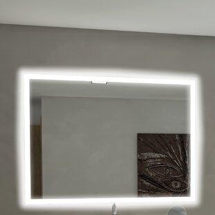 Paris Mirror Rectangle Backlit Bathroom/Vani..