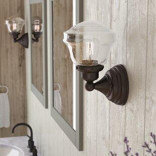 Margaree 1-Light Bath Sconce by Laurel Foundry Modern Farmhouse