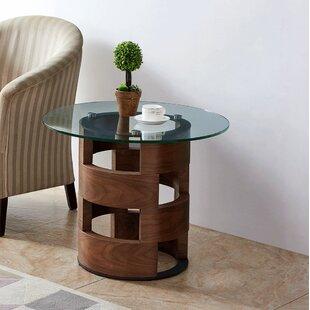 Orren Ellis Taraval End Table
