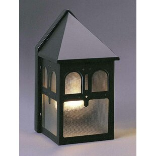 Affordable Price 1-Light Outdoor Flush Mount By Volume Lighting