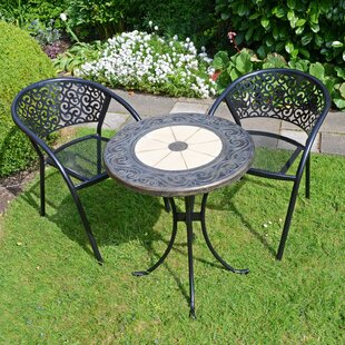 Woodlawn 2 Seater Bistro Set By Sol 72 Outdoor