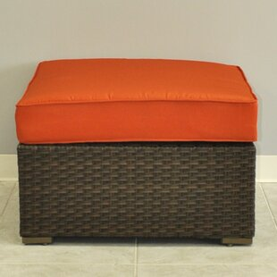Neo Sectional Ottoman with Cushion by Beachcrest Home