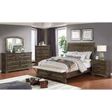 Mammie Standard Configurable Bedroom Set by Loon Peak