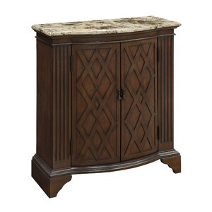Brookstonval 2 Door Cabinet by Fleur De Lis Living