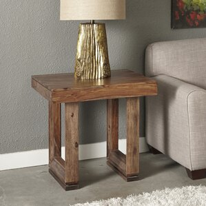 Anheuser End Table by Foundry Select