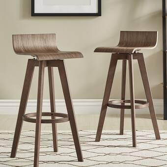 Fabulous Feinberg Bar Counter Stool Reviews Allmodern Caraccident5 Cool Chair Designs And Ideas Caraccident5Info