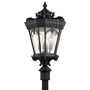 Fleur De Lis Living Guzzi Outdoor 4-Light Lantern Head