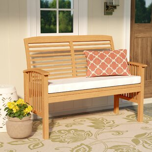 Darby Home Co Widmer Patio Loveseat