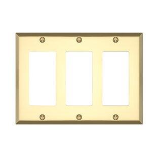 Triple Rocker Switch Plate Wayfair