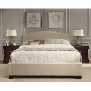 Red Barrel Studio Obrien Upholstered Platform Bed
