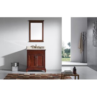 Pineville 30 Single Bathroom Vanity Set by Charlton Home