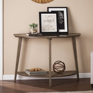 "Priston 42"" Console Table by Gracie Oaks SKU:AA751162 Price Compare"