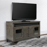 Popp Solid Wood TV Stand for TVs up to 70 by Williston Forge