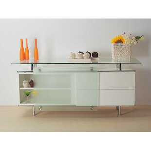 Rundle Buffet Table Orren Ellis