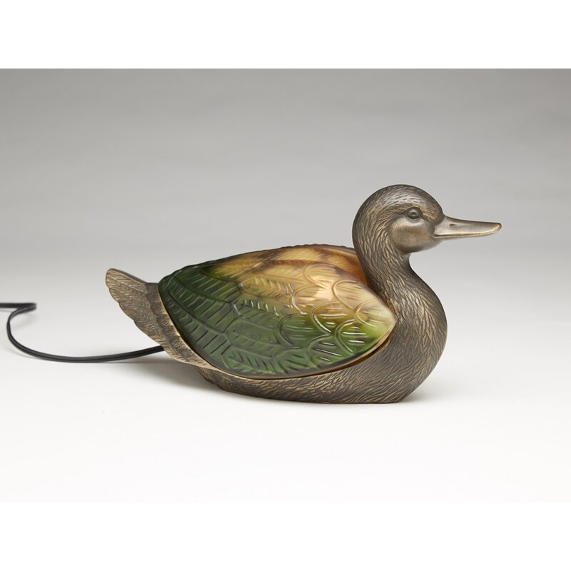 """AA Importing Duck 6"""" Table Lamp"""