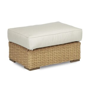 Sunset West Leucadia Ottoman with Cushion