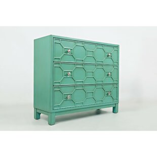 Morethampstead 3 Drawer Accent Chest by Everly Quinn