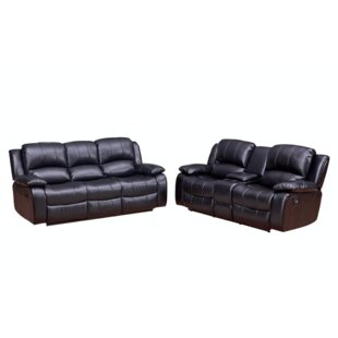 Wooding 2 Piece Reclining Living Room Set by Red Barrel Studio