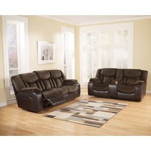Signature Design by Ashley Bay Reclining Configurable Living Room Set