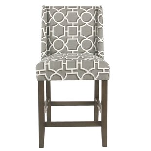 Reviews Racine 24.5 Bar Stool by Rosecliff Heights Reviews (2019) & Buyer's Guide