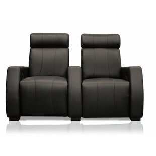 Executive Home Theater Lounger (Row of 2) by Bass