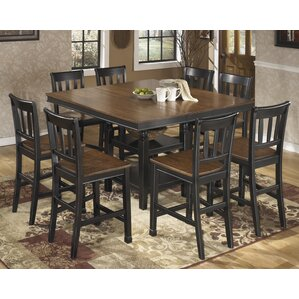 Velma Counter Extendable Dining Table