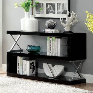 Parson 3 Shelf Standard Bookcase Brayden Studio