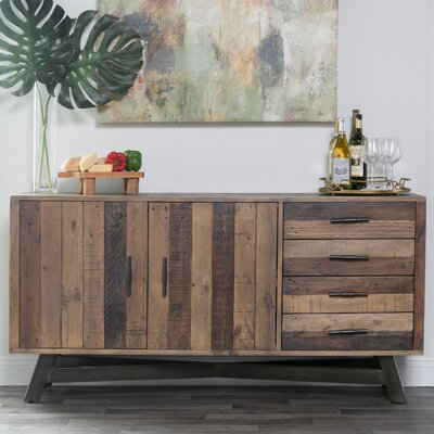 Reclaimed Wood Sideboards Amp Buffets You Ll Love In 2020