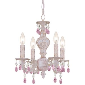 Odessa 4-Light Candle Chandelier
