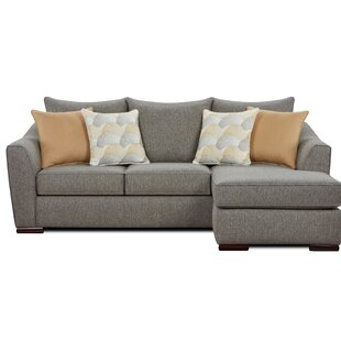 Find for Stouferberg Sofa Chaise by Ebern Designs Reviews (2019) & Buyer's Guide