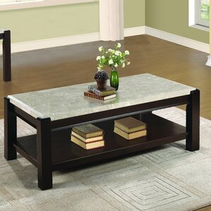 Marble Granite Top Coffee Tables