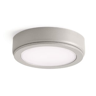 Savings 4D Disc LED Under Cabinet Puck Light By Kichler