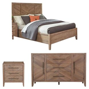 Hillam Panel Configurable Bedroom Set