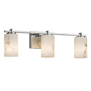 Brayden Studio Keyon 3-Light LED Vanity Light