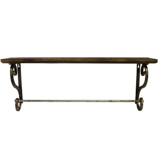 ESSENTIAL DÉCOR & BEYOND, INC Wooden Shelf