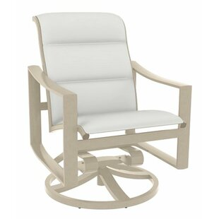 Kenzo Swivel Patio Dining Chair by Tropitone