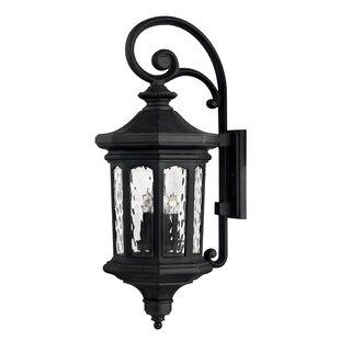 Raley 4-Light Outdoor Wall Lantern By Hinkley Lighting Outdoor Lighting