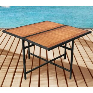 Kirkhill Rattan Dining Table By Sol 72 Outdoor