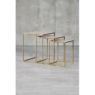 Frela 3 Piece Nest Of Tables By Carla&Marge