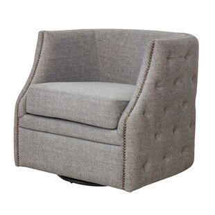 Find the perfect Dichiera Swivel Armchair by Red Barrel Studio Reviews (2019) & Buyer's Guide