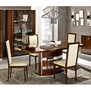 Jeterson 5 Piece Extendable Dining Set Brayden Studio